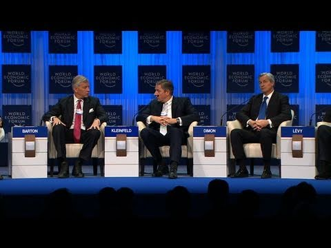 Davos Annual Meeting 2011 - The Next Shock: Are We Better Prepared?