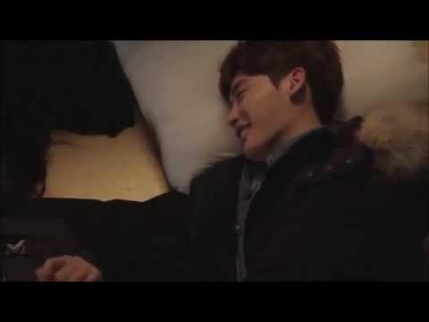 Lee Jong Suk & Park Shin Hye ~ Funny Moment [Pinocchio BTS ]