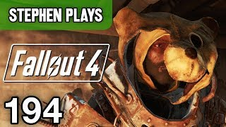Fallout 4 194 - Monster in the Basement