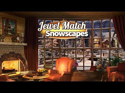 Jewel Match: Snowscapes Trailer