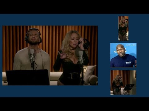 Empire Cast, Mariah Carey, Jussie Smollett - Infamous - REACTION