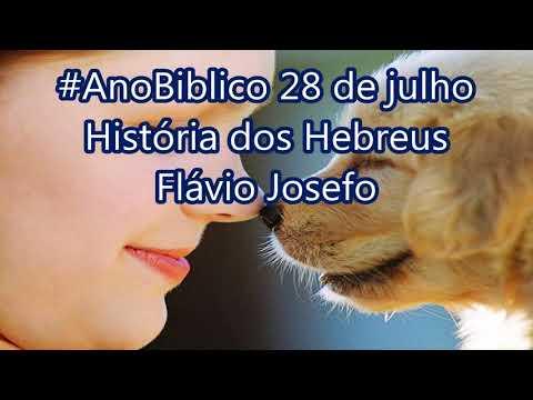 #anobiblico-28-de-julho-história-dos-hebreus-flávio-josefo