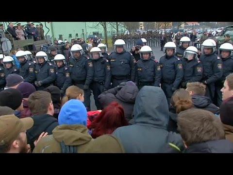 Serbische Zeitung: Totalsperre der Balkanroute ab 1. März