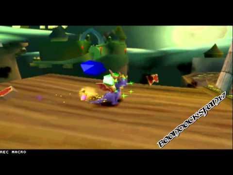 Spyro game for psp.