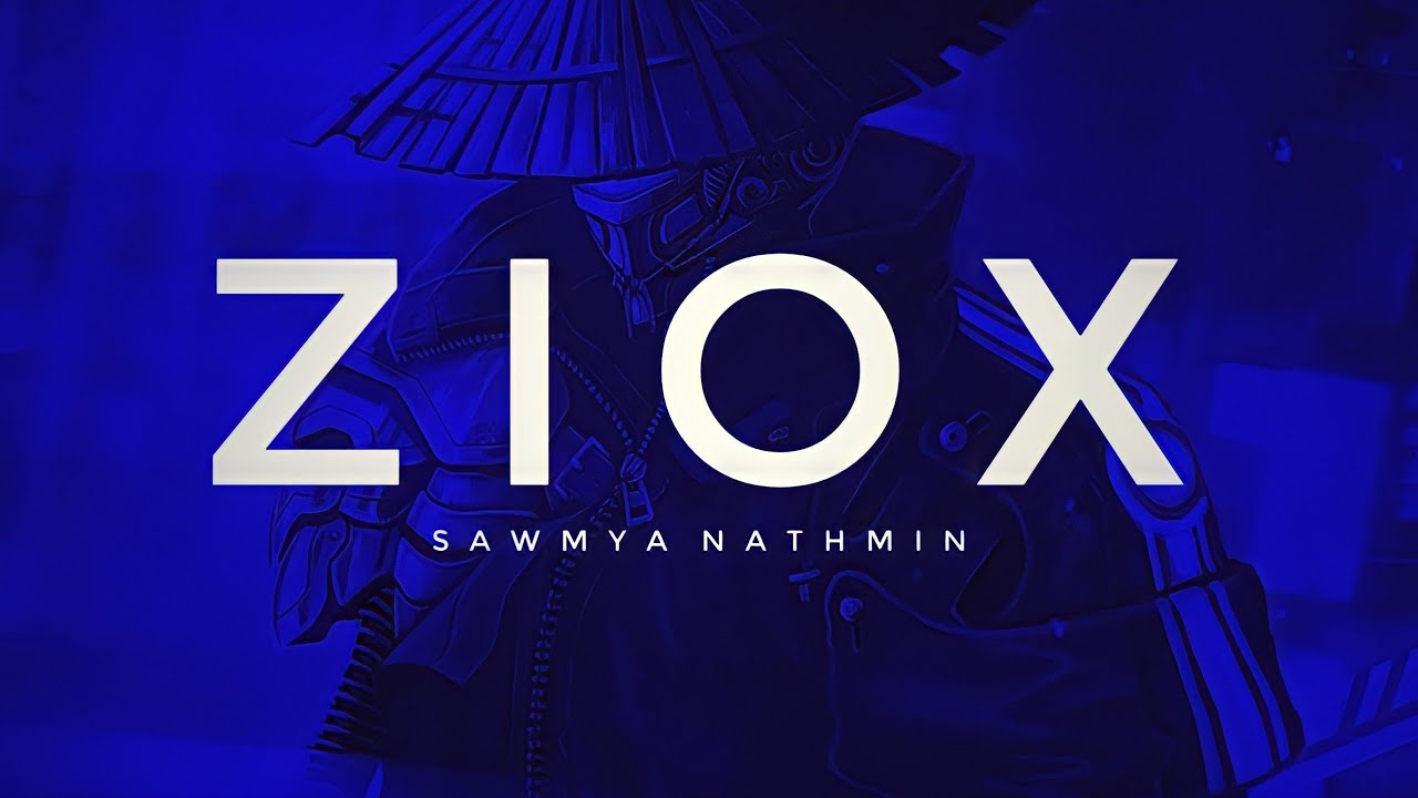 DOWNLOAD Sawmya Nathmin – ZIOX (Official Audio) Mp3 song