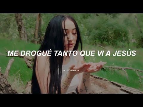 Noah Cyrus - I Got So High That I Saw Jesus (Official Video + Sub. Español) ✟ 🌿
