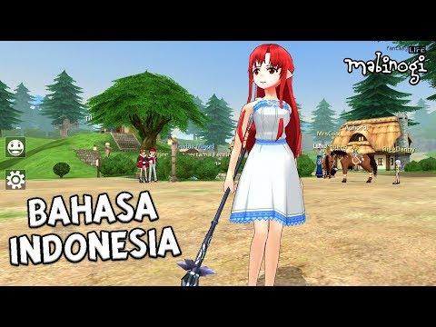 MMORPG Baru Yang Wajib Banget Dicoba! - Mabinogi: Fantasy Life (Android)