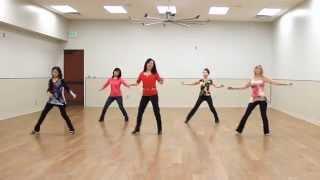 Elektrisk - Line Dance (Dance & Teach)