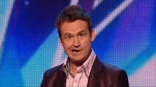 Britain's Got Talent S08E05 Jon Clegg Hilarious Comedy Impressionist Act