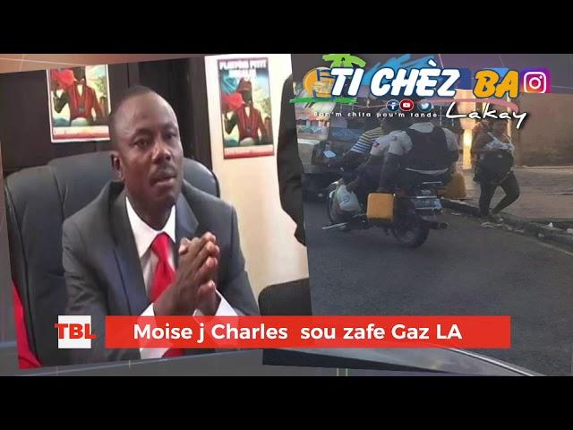 Ansyen senate Jean Charles Moise Trete Prezidan Jovenel Moise Inbecil , Li dwe kite tet Pouvwa