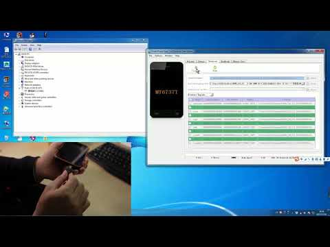 Tutorial video on how to install Nomu S10 Android 7 0 ROM via PC