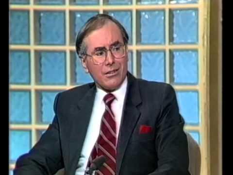 John Howard Hosts Midday (Aug 30, 1985)