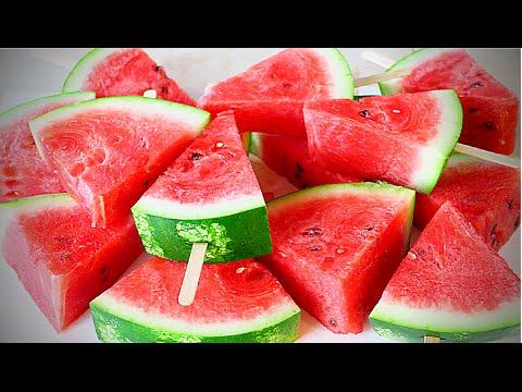 Come Servire L Anguria.Come Tagliare E Servire Il Cocomero Ancora Un Paio Di Idee Awesome Way To Cut Watermelon