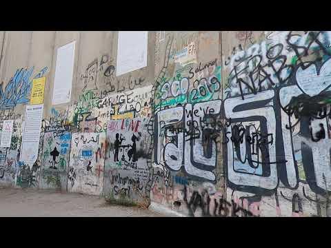 Bethlehem, Palestine Wall Art By Banksy