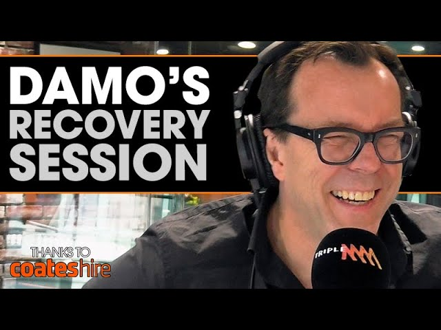 Damo's Recovery Session: Conor McKenna, Adelaide & Five Fingers Brayshaw | Rush Hour with JB & Billy