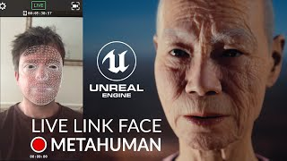 Tutorial: Live Link Fące Animation for Metahuman in Unreal Engine