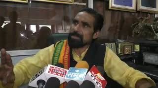 भाजपा विधायक ने लगाये प्रभात झा पर गंभीर आरोप  - Insight TV News Network