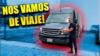 NUEVA CAMIONETA MERCEDES BENZ PARA VIAJAR    ALFREDO VALENZUELA