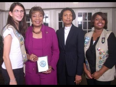 Avoice in Action with Rep. Eddie Bernice Johnson (TX)