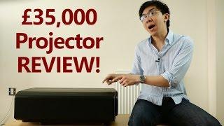JVC DLA-Z1/ RS4500 4K Laser Projector Review: £35,000!