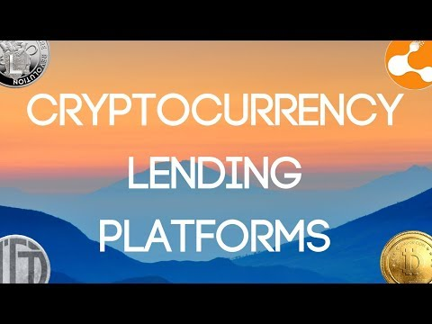 My Honest Opinion on Cryptocurrency Lending Platforms | Zouk, Lendex & More!!