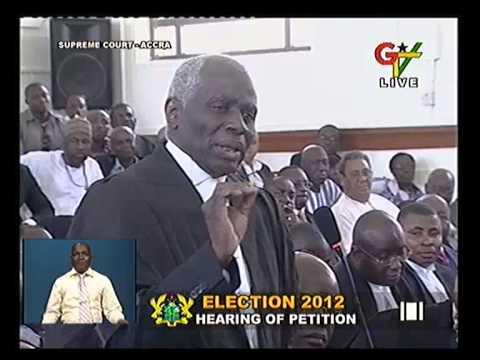 Tsatsu Tsikata Cross Examines Dr. Bawumia  Court Day 8 290413 6