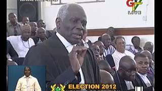 Tsatsu Tsikata Cross Examines Dr. Bawumia - Court Day 8 29-04-13 6