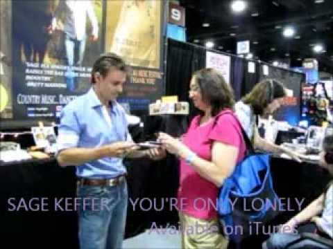 "CMA Music Festival, ""You're Only Lonely""/ Sage Keffer greets his fans: Day 2 Video 7"