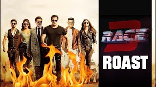 RACE 3 ROAST (With Scenes)   Most Honest Review