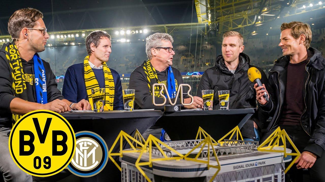 LIVE | Anstoß - Die WarmUp-Show mit Nobby Dickel & Flemming Povlsen | BVB - Inter Mailand