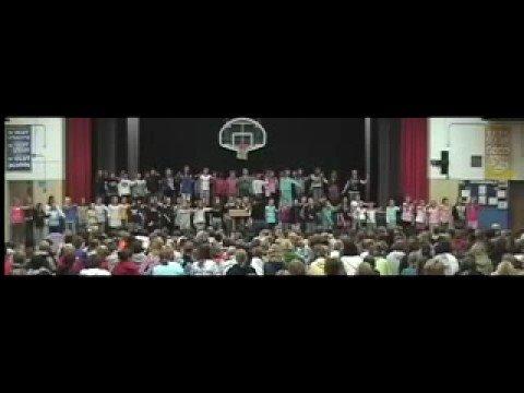 Intermediate School Choir Responsibility