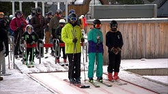 La saison de ski est commencée à Saint-Sauveur