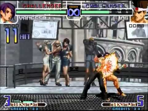 Bug Ramon KOF 2002 CMV from YouTube · Duration:  32 seconds