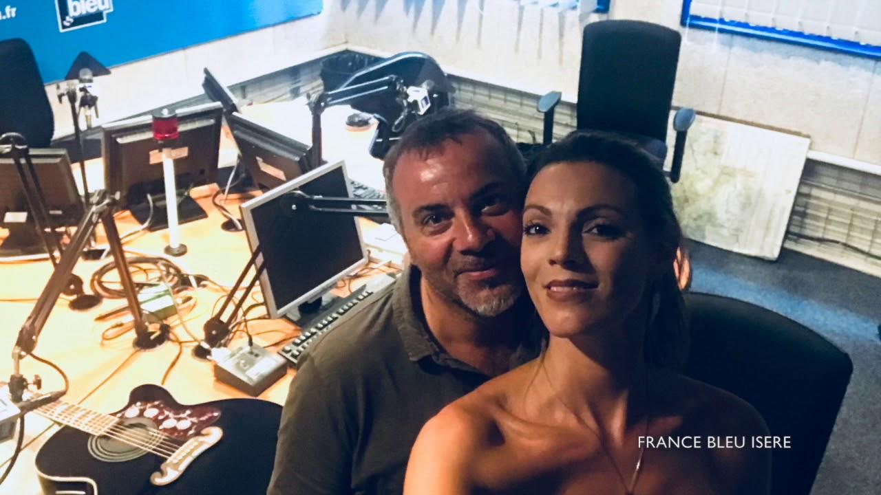 LIVE FRANCE BLEU ISERE Yaël Mendel & Eric Francavilla