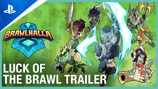 Brawlhalla - Luck of the Brawl 2021 Trailer | PS4