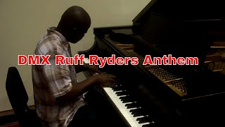 dmx ruff ryder s anthem piano cover african version
