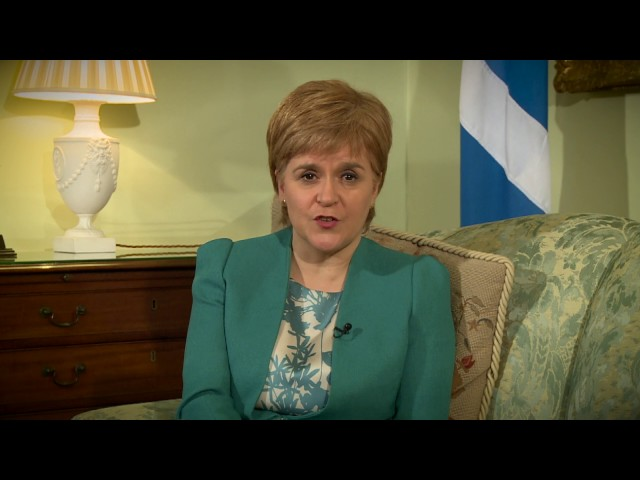 First Minister writes to the Prime Minister