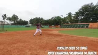 Yeraldy Cruz SS 2018