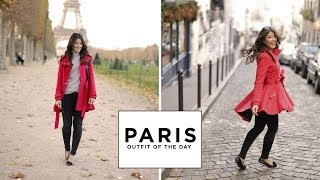 Outfit of the Day Paris Thumbnail