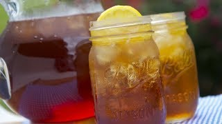 Southern Sweet Iced Tea .....  My Favorite Drink!