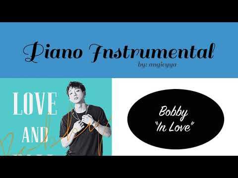 [Piano Instrumental] Bobby (iKon) - In Love