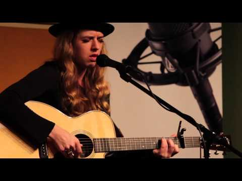 ZZ Ward performs Last Love Song acoustic at 91.3 in Akron, Ohio