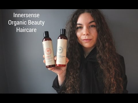 Innersense Organic Beauty Haircare Review- Naturally Curly//TheGreenQueen
