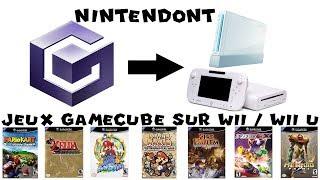 [TUTO] Installer des jeux gamecube sur une clé USB pour y jouer sur la wii (Nintendont)