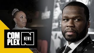 50 Cent Isn't Happy With Vivica A. Fox Rating Their Sex Life PG-13