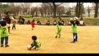 こどもサッカー教室(フエゴ・ボニート)2011-2-25, プカソンコ thumbnail