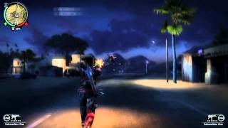 Just cause 2 Superman Mod