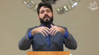 Exposição bíblica • Casamento e divórcio (Ml. 2:13-16) • Rev. Jean Rios