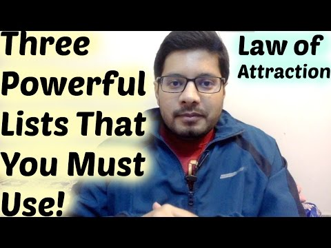 Law of Attraction - How to Develop Belief - MindBodySpirit by Suyash