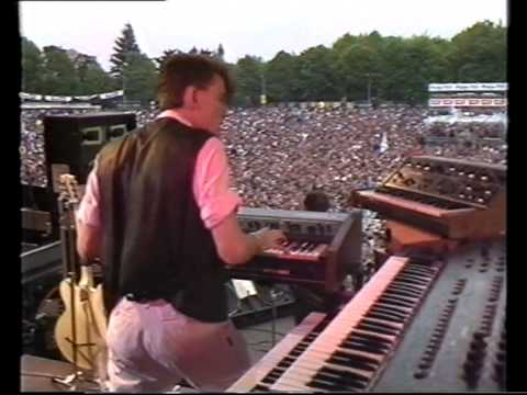 Simple Minds Pinkpop 23-5-1983